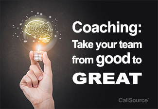 Take your team from good to great with call coaching