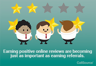 Online reviews are the new word of mouth
