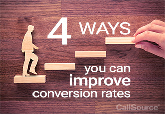 4 Ways to Improve Conversion Rates with Call Tracking