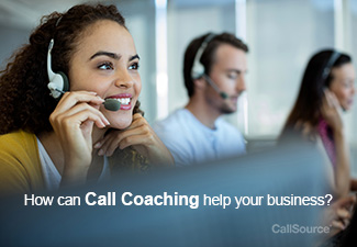 How can call coaching help your business