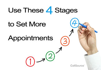 The 4 Stages of Call Coaching Proven to Boost Appointment Setting