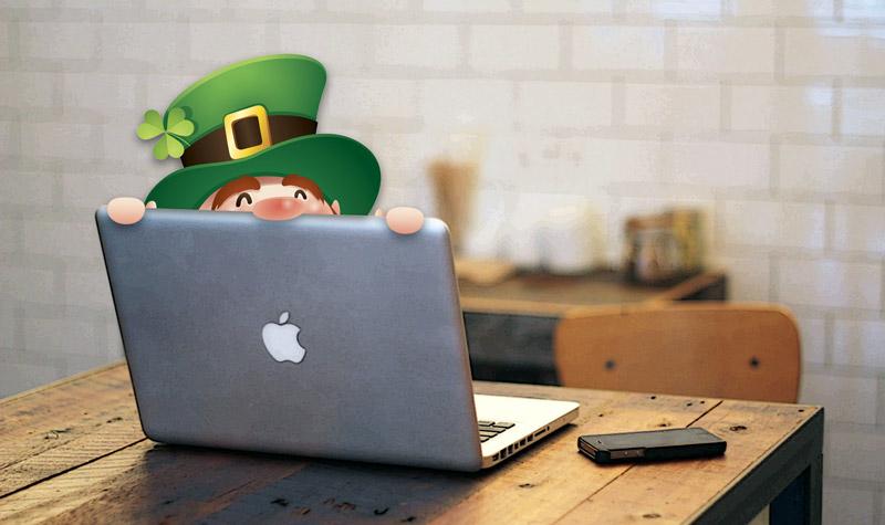 leprechaun laptop platforms ppc sales calls