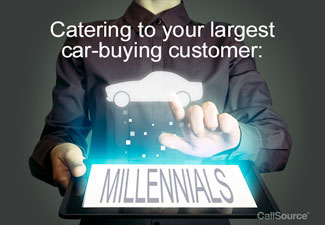 How Millennials are changing up the car buying process