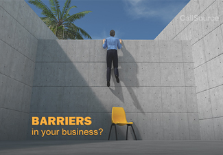 Overcoming barriers in your business