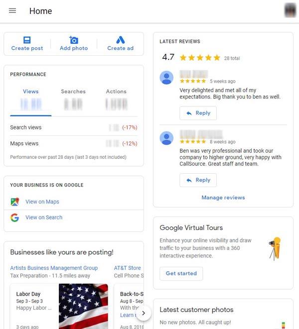 login-google-my-business