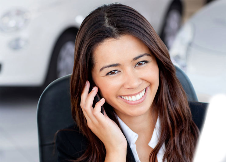 auto-woman-call-handler