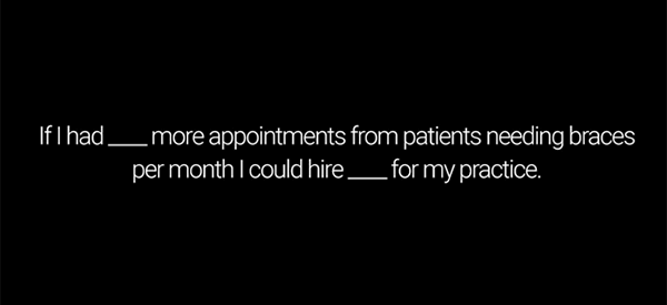 If I had more appointments