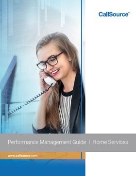 Home Services Performance Management Guide
