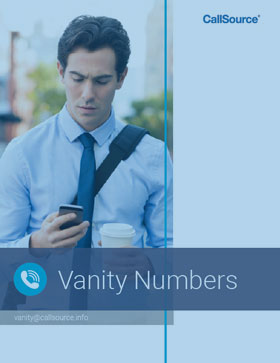 What's a Vanity Phone Number?