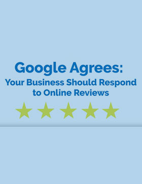 Your Business Should Respond to Online Reviews