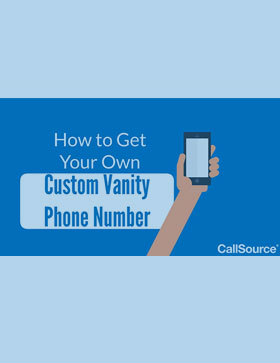How to Get a Custom Vanity Phone Number