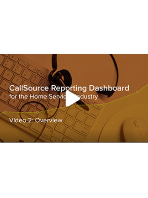 CS Reporting Dashboard – Video 2: Overview