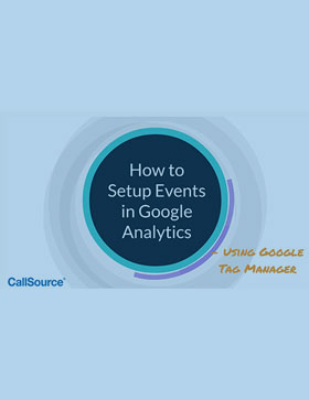 How to Setup Events in Google Analytics With Google Tag Manager