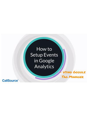 How to Setup Events in Google Analytics
