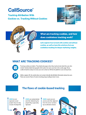 Tracking Attribution With Cookies vs. Tracking Without Cookies